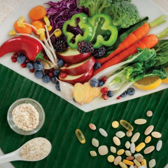 Curso Nutrición, dietética y suplementación natural