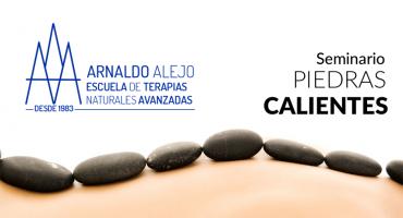 ARNALDO ALEJO - SEMINARIO PIEDRAS CALIENTES