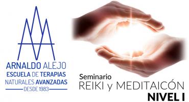ARNALDO ALEJO - SEMINARIO REIKI I