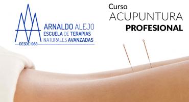ARNALDO ALEJO - CURSO ACUPUNTURA PROFESIONAL