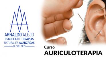 ARNALDO ALEJO - CURSO AURICULOTERAPIA