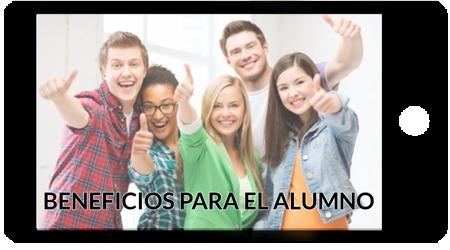 MOVIL BENEFICIOS PARA EL ALUMNO