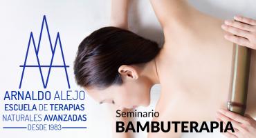 ARNALDO ALEJO - SEMINARIO BAMBUTERAPIA
