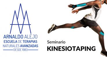 ARNALDO ALEJO - SEMINARIO KINESIOTAPING